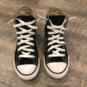 Converse Shoes - 👟 Converse Youth 3 Black